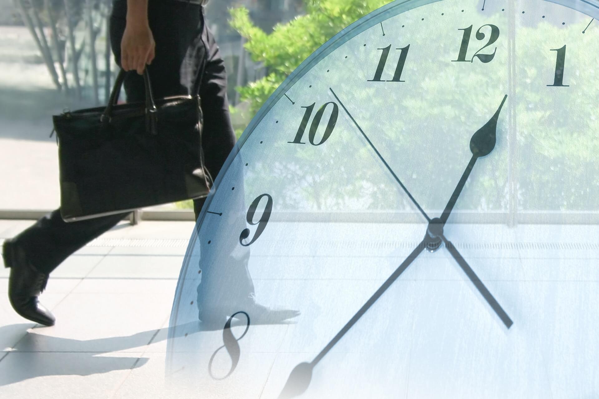 夜間での仕事がメインになるので昼間の時間を自由に使う事が出来ます。